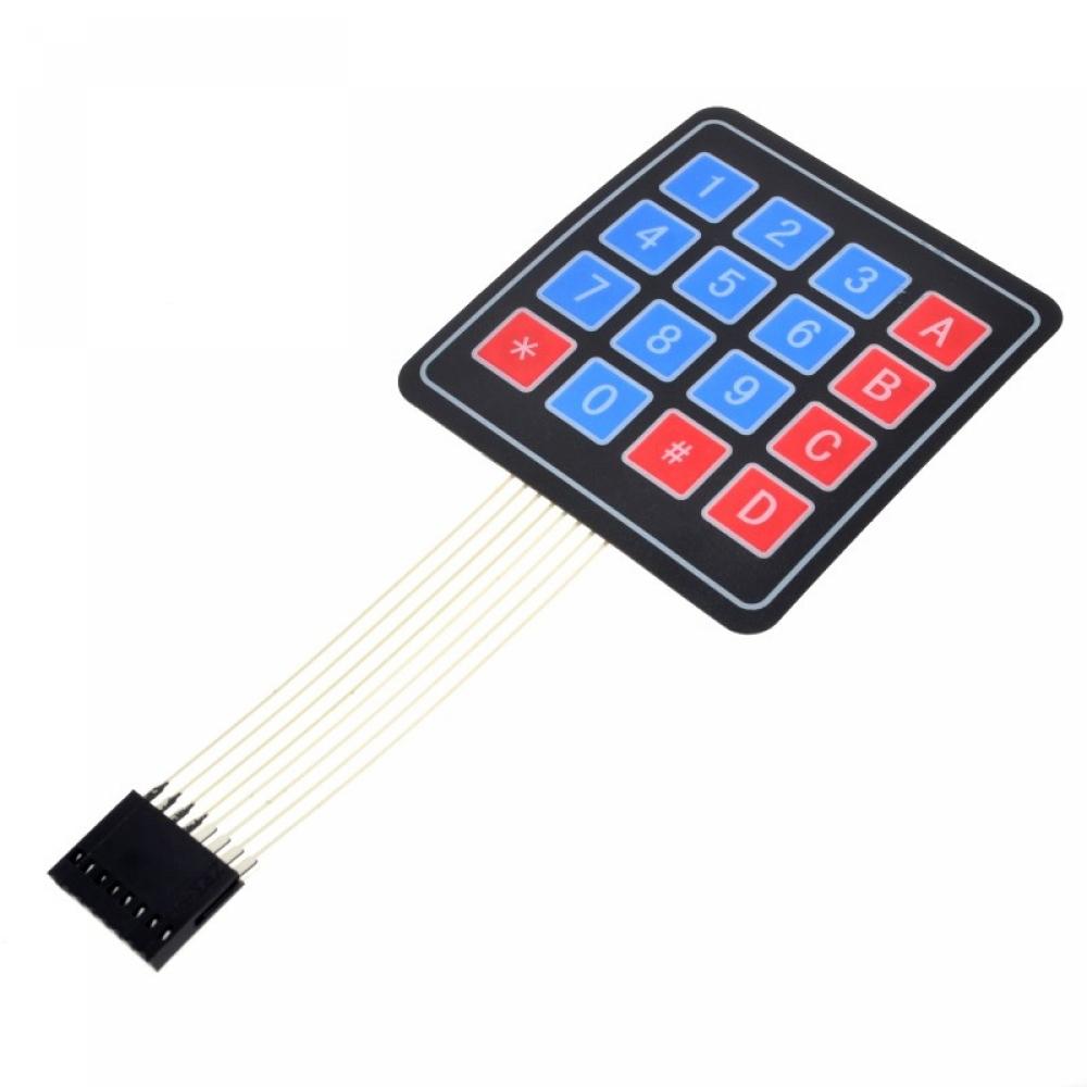 Мембранная клавиатура 16 клавиш