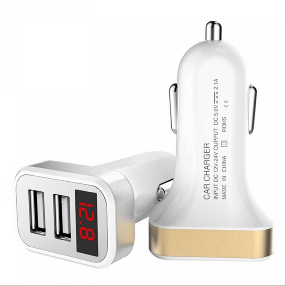 Вольтметр*2 USB-зарядка*2