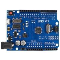 Arduino UNO R3 uUSB QFP