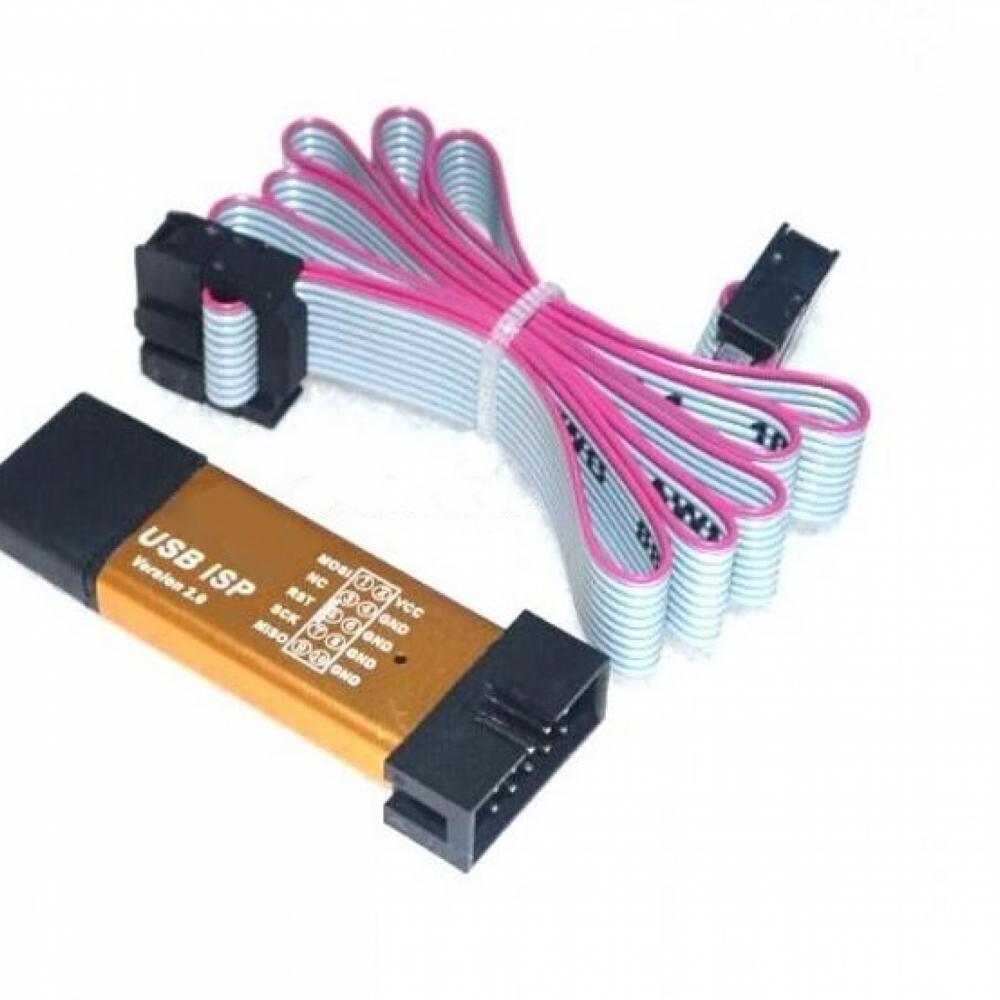 Программатор USB ASP/ISP в корпусе