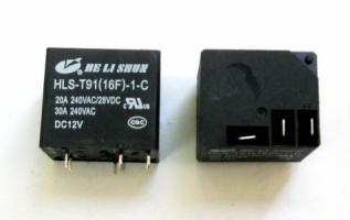HLS-T91(16f)-1  12VDC  30A