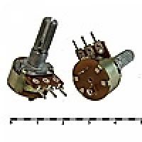 Резистор переменный с выключателем S16KN1