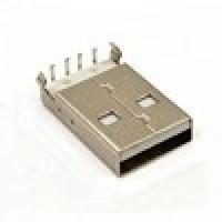 Штеккер USB-A-1M на плату