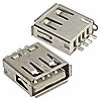 Гнездо USB-A-FA