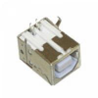 Гнездо USB-B-1J на плату
