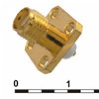 Разъём SMA-BJ2 gold