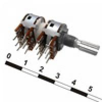 Резистор счетверенный 16к4