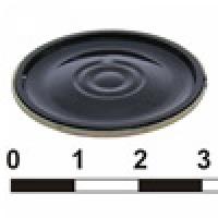 Динамик DXI30N-A 0.5w 50ohm