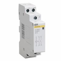 Контактор на DIN-рейку IEK KM20-20 9(25) А