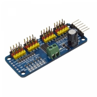 ШИМ-генератор 16 каналов 12 бит PCA9685