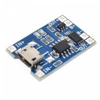 Модуль заряда TP4056 с защитой