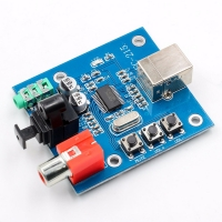 Конвертер USB-audio PCM2704