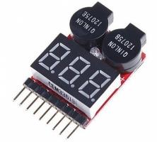 Индикатор заряда 1S..8S
