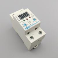 Устройство защиты по напряжению 230 В 40 А регулируемый с вольтметром