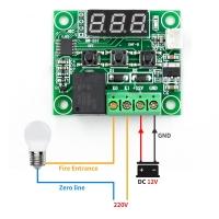 Термостат W1209