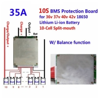 BMS 10S 35A + балансир
