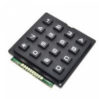 Кнопочная клавиатура 16 клавиш