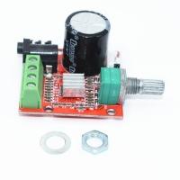 УНЧ 2*10 Вт PAM8610 + регулятор