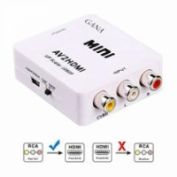 Конвертер видео RCA-HDMI