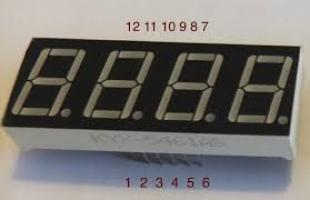 Индикатор JM-SD5643FB