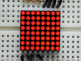 Светодиодная матрица 8*8 1.9мм