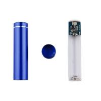 PowerBank для 1 Li-Ion алюминий цветной