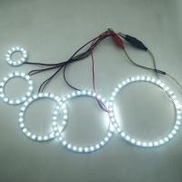Кольцо светодиодов белых 80 мм