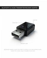 BT-приемник/передатчик 5.0