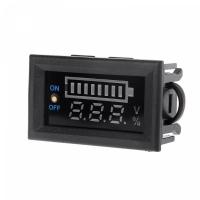 Индикатор заряда 12 В с выключателем